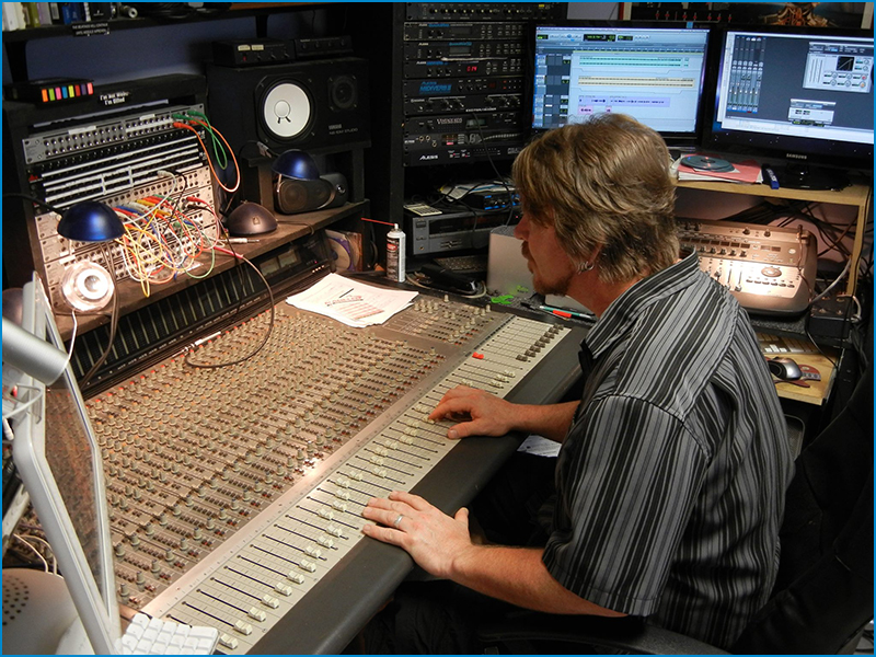 Sound Engineer & Video Producer Ron Perry Jacksonville Fl